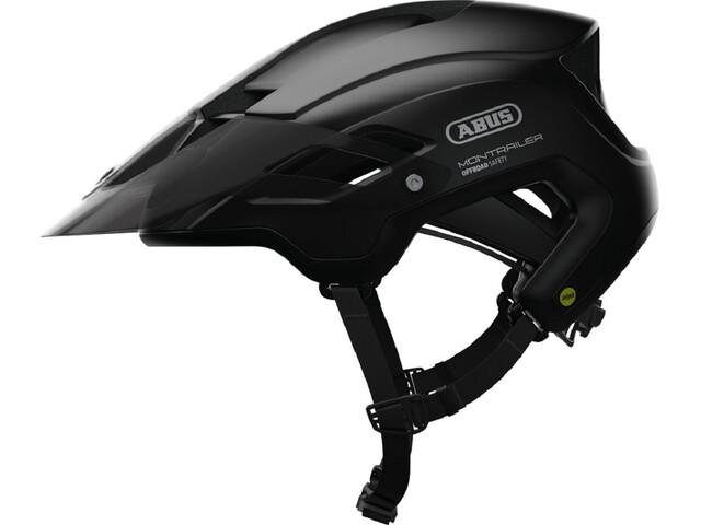 ABUS Montrailer MIPS Casque VTT, velvet black
